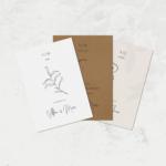 Papiermuster-Set für unseren JULISA Druckservice
