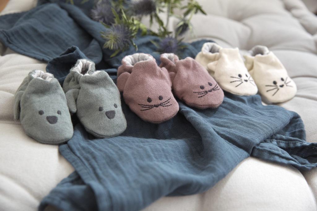 Geschenke zur Geburt - Babyschuhe Little Chumps   hey-julisa.com
